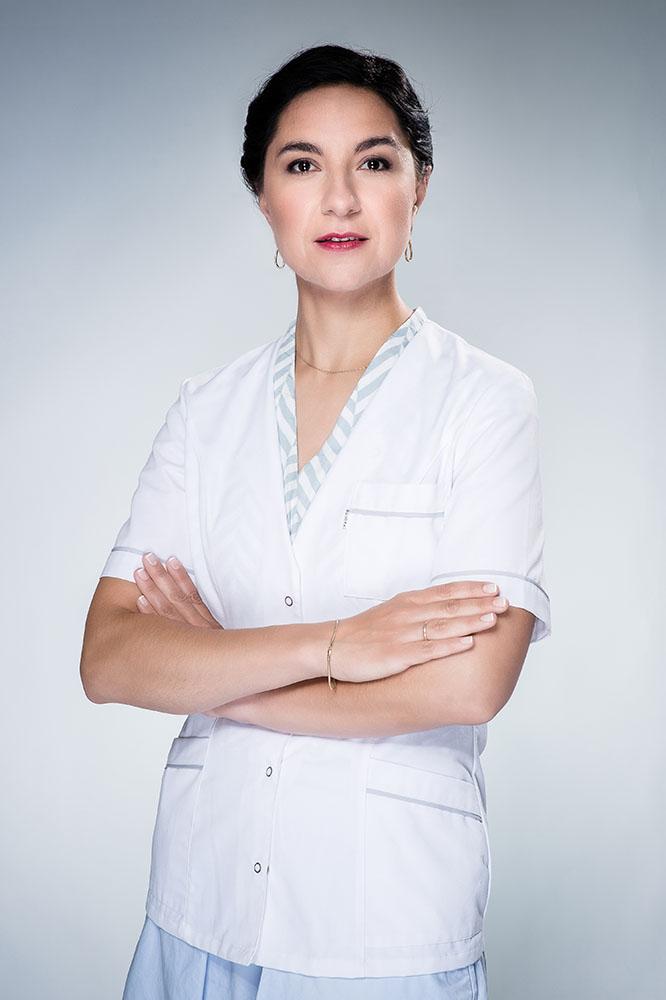 dr n. med. Kamila Mitrosz